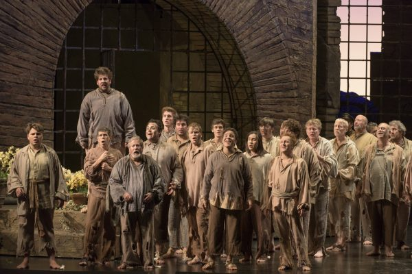 Fidelio Production Stills