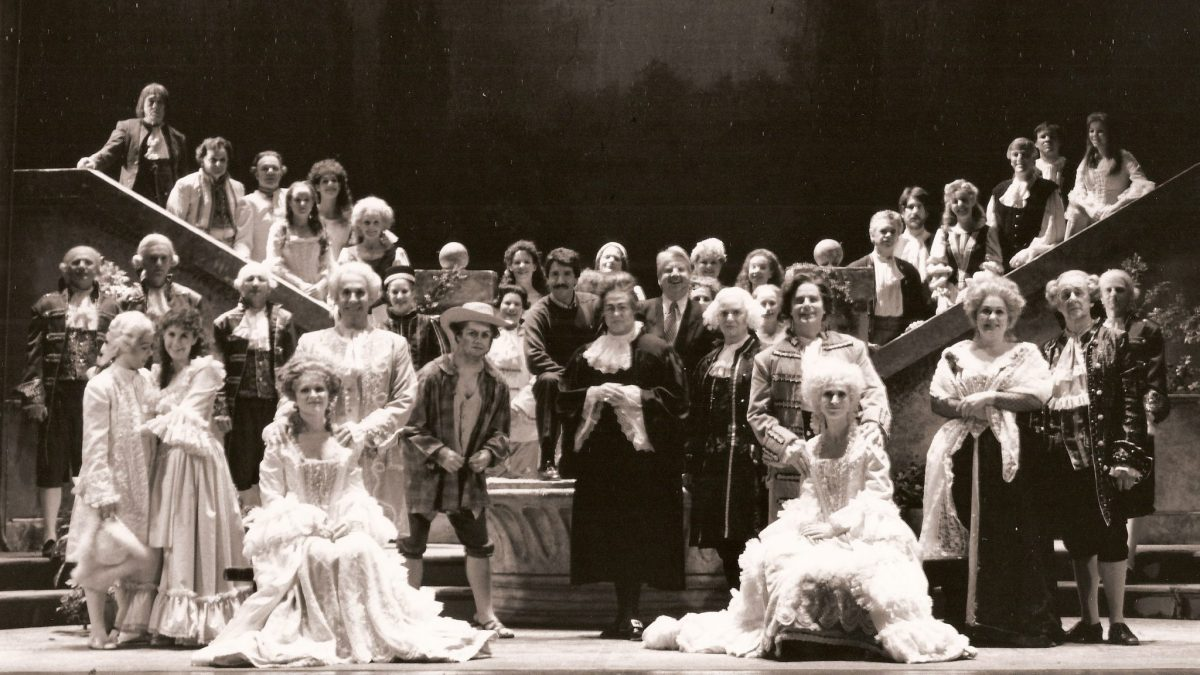 The Marriage of Figaro, 1989