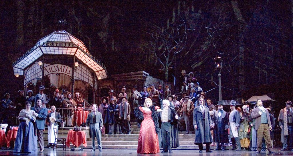 La Bohème, 2007