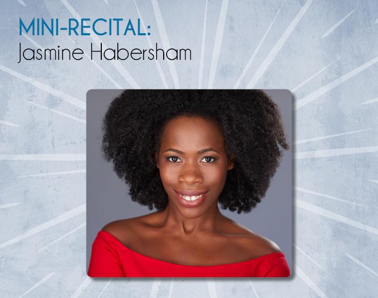 Jasmine Habersham Mini Recital