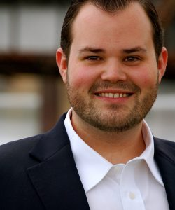 Kroll, Justin Headshot